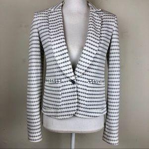 Anthropologie Cartonnier size 4 Blazer Jacket